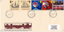 1992 Europa - GWR 814 TPO Didcot Cover - PRE-DATED Great Western TPO ERROR!