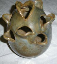 Rare vase Artichaut signé Kostanda: Vallauris