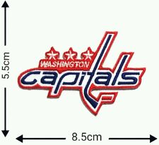 Washington Capitals NHL Hockey Sport Embroidery Patch logo iron,sewing on Cloth