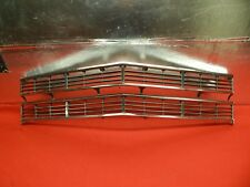 USED 67 Galaxie 500 XL LTD Center Radiator Grille #C7AZ-8200-B Nice Diecast Type