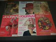 1964-1973 LADIES' HOME JOURNAL MAGAZINE LOT OF 20 - NICE COVERS & ADS - O 2514