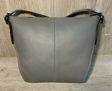 New Authentic Coach F76668  Handbag Purse Small Paxton Duffle Grey