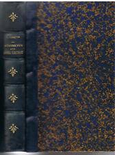 CHAUVIN - LECONS D'INTRODUCTION GENERALE AUX DIVINES ECRITURES-LIVRE ANCIEN RARE