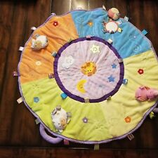 Large Taggies Play / Activity Blanket Tummy Time Mat