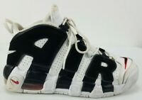 Nike Air More Uptempo GS Boys 6.5Y Sneakers Scottie Pippen Basketball 415082-105