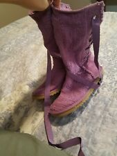 Uggs Heirloom Lace Up Girls Size 3