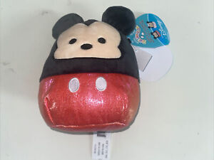 DISNEY MICKEY MOUSE SQUISHMALLOW RARE LIMITED EDITION