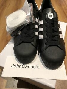 Adidas Superstar 50 x RUN DMC Jam Master Jay 44 2/3 US 10,5