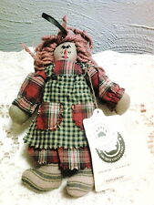 """Boyds Plush Ornaments #56280-01 Sassafrass, 5.5"""" Tall New from our Retail Store"""