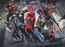 Wall mural wallpaper Spider-man Marvel 160x110cm children's bedroom photomural