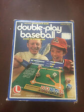 Vintage 1979 Lakeside - DOUBLE-PLAY BASEBALL Sports Dice Game - 100% Complete