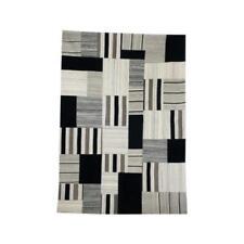 Wohnraum-Teppiche mit geometrischem Muster in Handgewebt-Herstellung aus Wollmischung