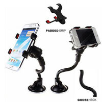 Universal 360°Mount Car Holder Windshield Cradle For Samsung iPhone 6 Plus 5 5S