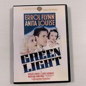 Green Light (DVD 2010) 1937 film Errol Flynn Anita Louise Region 4