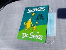 New ListingDr. Seuss The Sneetches and Other Stories Hardcover Book New