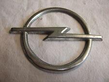 o1o Original Oldtimer Emblem Typenschild Kühlerfigur oder Heckklappe Marke Opel