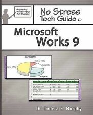 No Stress Tech Guide To Microsoft Works 9-ExLibrary