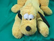 BIG PLUSH DISNEYLAND DISNEY WORLD THEME PARK PLUTO MICKEY STUFFED PUPPY DOG TOY
