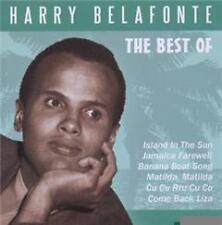 HARRY BELAFONTE : THE BEST OF HARRY BELAFONTE / CD - NEU