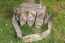 British Army MTP . multicam ammunition grab / man bag MOLLE Fixings - New