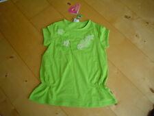 Verano 2013 - SO 13 paglie Camiseta flores, verde kiwi tallas 146/152