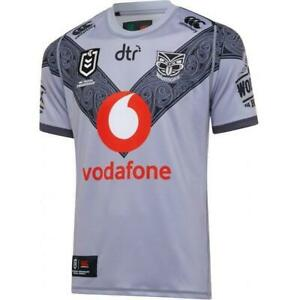 New Zealand Warriors 2020 Men's Hammerhead Shark Jersey