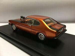 1/43 TRAX TRR102C Customised 1971 Capri – Copper Candy