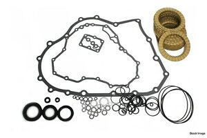Transmission Rebuild Kit (INTERMEDIATE) 98-02 Honda Accord 4 Cylinder MAXA/BAXA