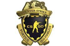 Konto steam cs go prime Gold nova 1-4