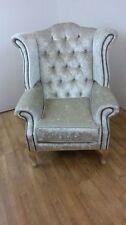 Living Room Velvet Chairs