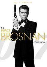 007 The Pierce Brosnan Collection (region 1 DVD Good)