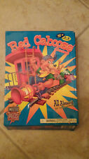 Red Caboose Board Game