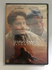 The Shawshank Redemption Dvd New Sealed Tim Robbins Morgan Freeman