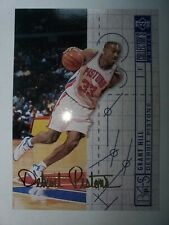 Grant HIll RC 1994-95 GOLD Signature Collectors Choice SPANISH NBA Card #379 NMM