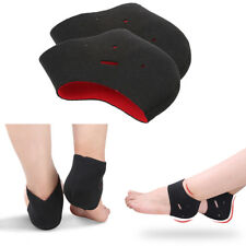 1 Pair Foot Guard Pads Ankle Support Breathable Hole Elastic Brace Protectors