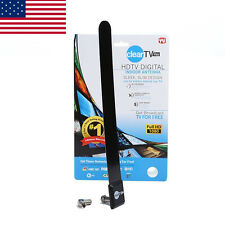 Digital Indoor Antenna Ditch Cable Clear TV Key HDTV Free TV Fast Transport US