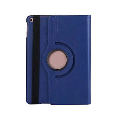 360 Rotating PU Leather Smart Cover Case For iPad 9.7 2017 5th Gen A1822 A1823
