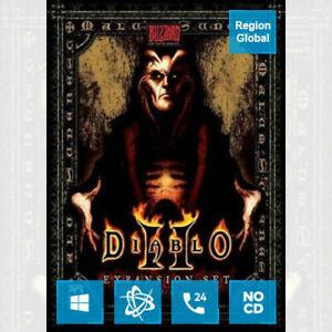 Diablo 2 II Lord of Destruction DLC for PC Key Region Free