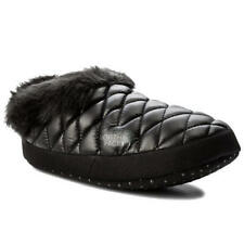 The North Face Thermoball Tent Mule Faux Fur IV Womens Base Camp Slippers Size X