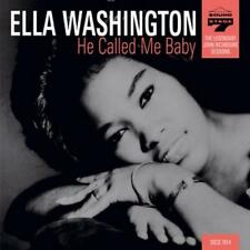 ELLA WASHINGTON He Called Me Baby NEW & SEALED SOUTHERN SOUL CD (SOULSCAPE) RARE