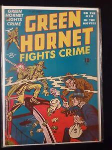 Green Hornet Comics #35, Golden Age, 1947
