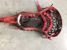 "Used red/black Reebok Lacrosse Stick 33"" full length"