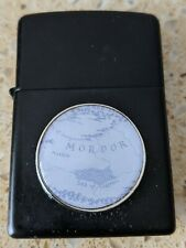 More details for original zippo brass lighter -customised for sauron / mordor / lord of the rings