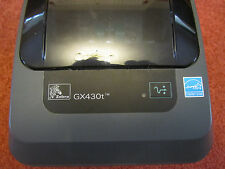 Zebra GX430T Point of Sale Thermal Printer USB and Ethernet Grade A