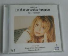 France Gall / Les chansons cultes françaises - CD Neuf