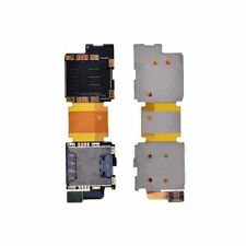 RICAMBIO SIM CARD FLEX PORT SLOT LETTORE per SAMSUNG GALAXY S5 G900