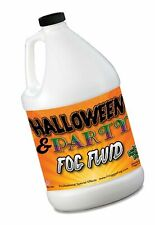 1 Gallon (128 Oz.) Great Party & Dj Fog Juice for Water Based Fog Machines - .