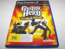 Guitar Hero World Tour PS2 PAL *No Manual*