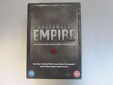 Boardwalk Empire DVD Box Set Complete Seasons 1-4, Region 2 recorded post