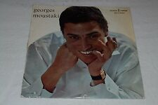 "Georges Moustaki~Ducretet Thompson 230 V 117 Medium~10""~FAST SHIPPING"